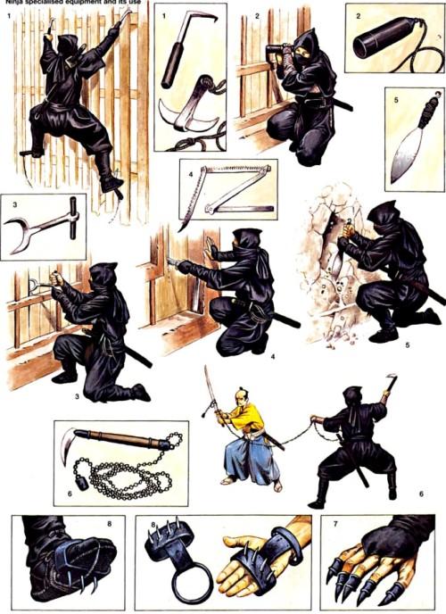Как сделать порошки ниндзя